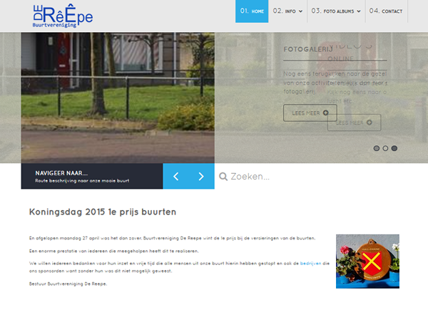 Buurtvereniging De Reepe